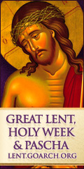 [Great Lent, Holy Week, and Pascha Website]